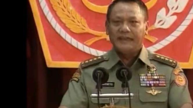 VIVA Militer: Jenderal TNI ES