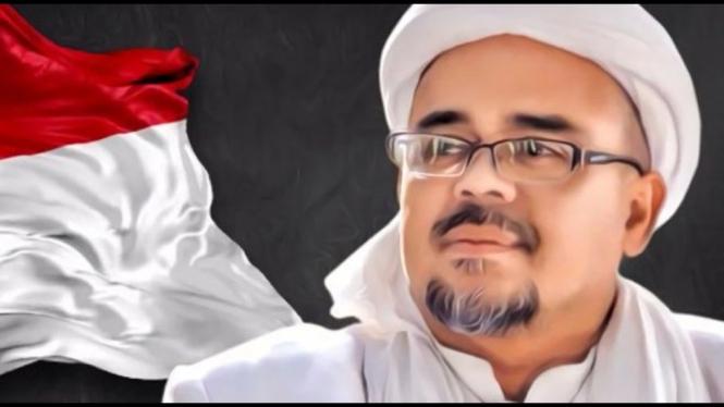 Habib Rizieq Shihab (Twitter)