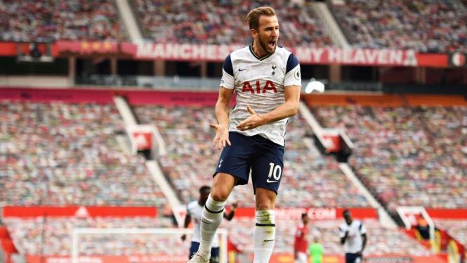 Striker Tottenham Hotspur, Harry Kane