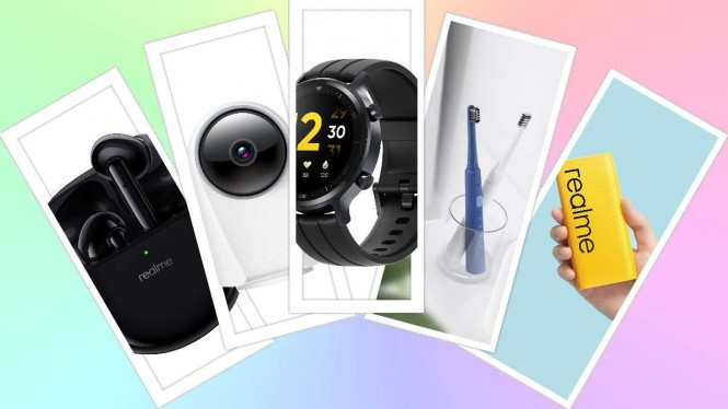 Realme Internet of Things
