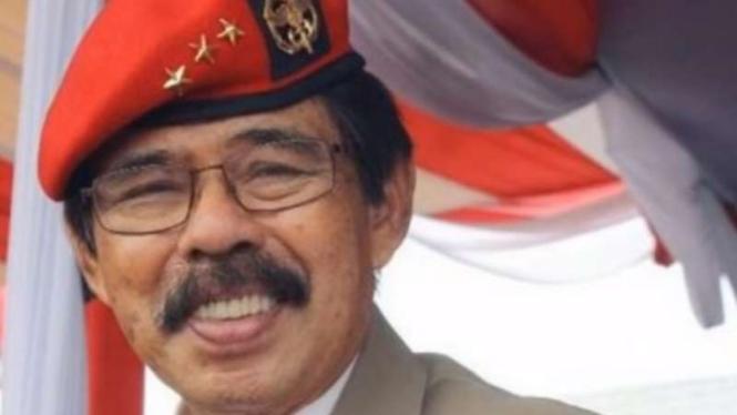 VIVA Militer: Letnan Jenderal TNI (Purn.) Sintong Panjaitan