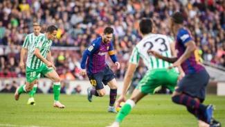 Fakta Miris Barcelona Usai Bantai Real Betis