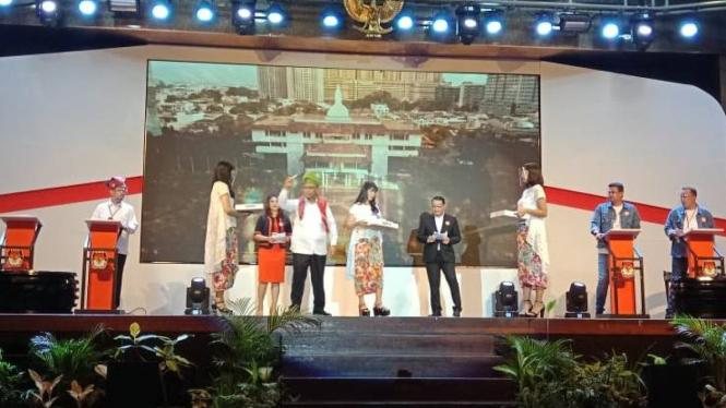 Debat Perdana Pilkada Kota Medan