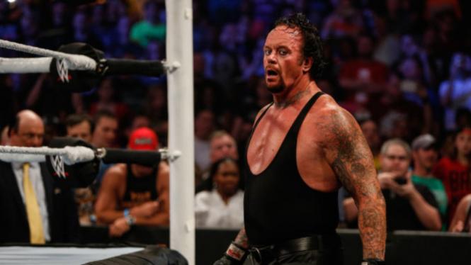 Pegulat legendaris World Wrestling Entertainment, The Undertaker