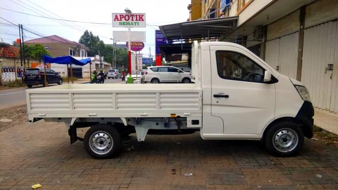 Esemka Bima dijual di Bandar Lampung