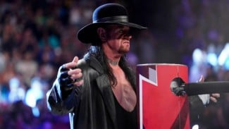 Pegulat legendaris World Wrestling Entertainment, The Undertaker