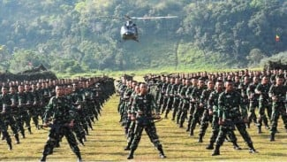 VIVA Militer : Latihan Tempur TNI Angkatan Darat