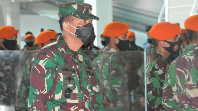 VIVA Militer: Komandan Korem Wijayakrama, Brigjen TNI PHW
