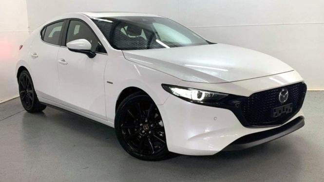 Mazda3 100th Anniversary Edition