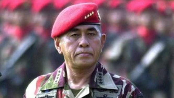 VIVA Militer : Jenderal TNI (Purn) Ryamizard Ryacudu