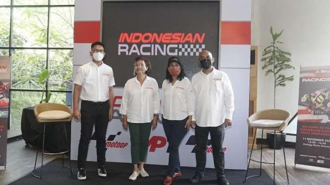 Indonesian Racing siap berlaga di MotoGP 2021