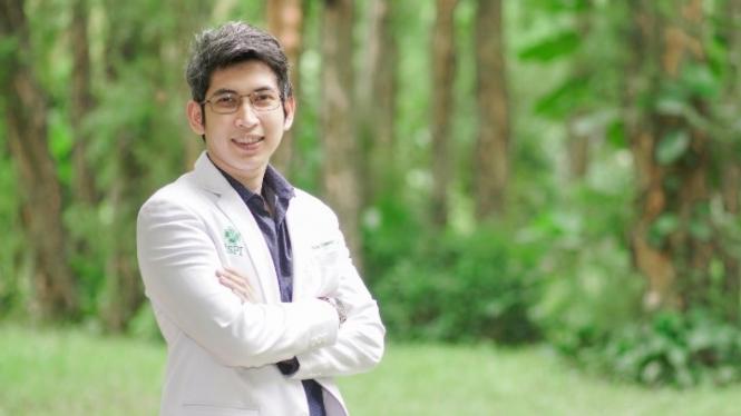Dokter Spesialis Jantung dan Pembuluh Darah RSPI, dr. Wibisono Firmanda, Sp.JP