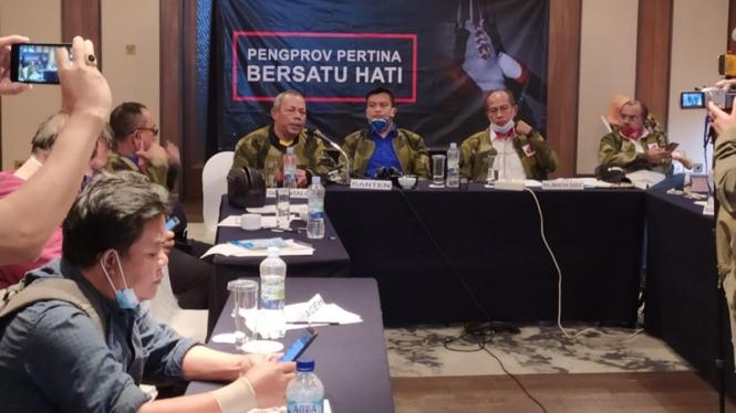 Pengurus Provinsi Pertina berkumpul di Jakarta