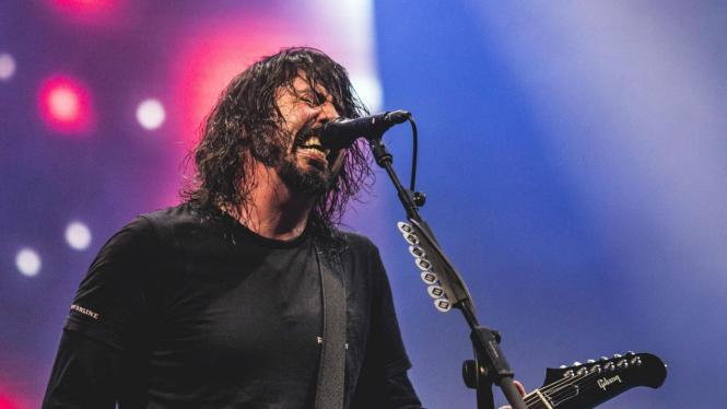 gambar Konser Virtual Foo Fighters Berlangsung Akhir Pekan Ini, Catat Jadwalnya!
