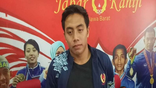 Perenang andalan Jawa Barat, Dwiky Raharjo