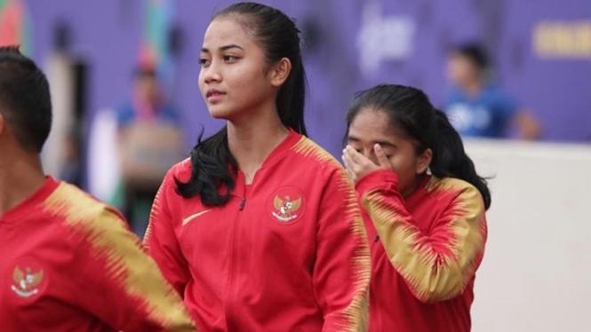 Pemain Timnas Wanita Indonesia, Shafira Ika Putri
