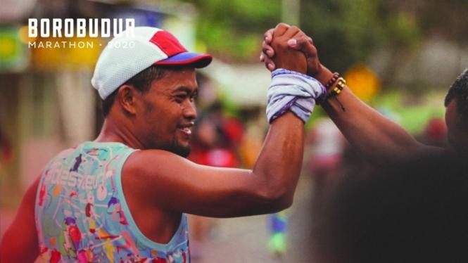 Ajang Borobudur Marathon 2020