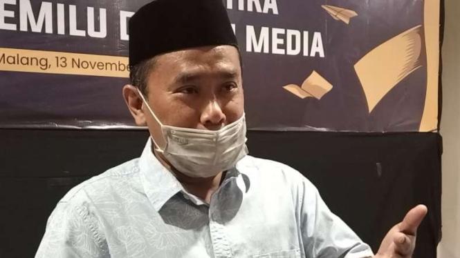 Anggota DKPP RI Didik Supriyanto.