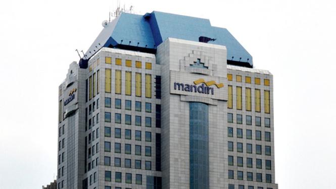 Bank Mandiri Pusat
