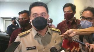 Wakil Gubernur DKI Ahmad Riza Patria