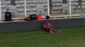 Gelandang Timnas Indonesia U-19, Beckham Putra Nugraha