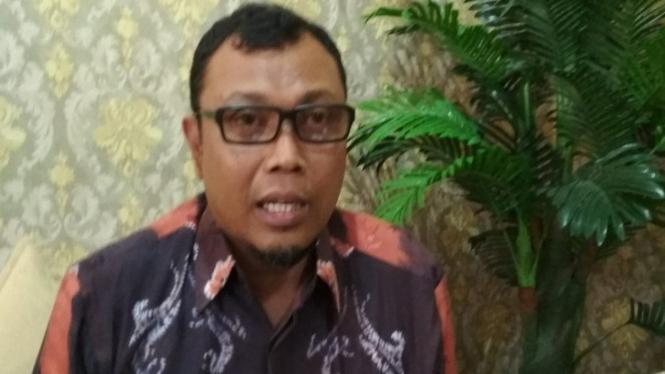 Ketua Bawaslu NTB Muhammad Khuwailid  (antara)