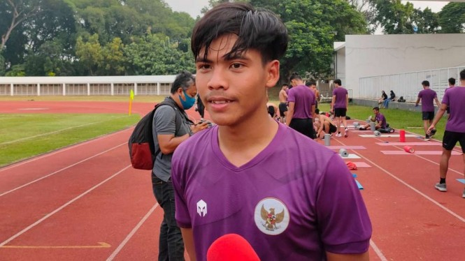 Kapten Timnas Indonesia U-19, David Maulana