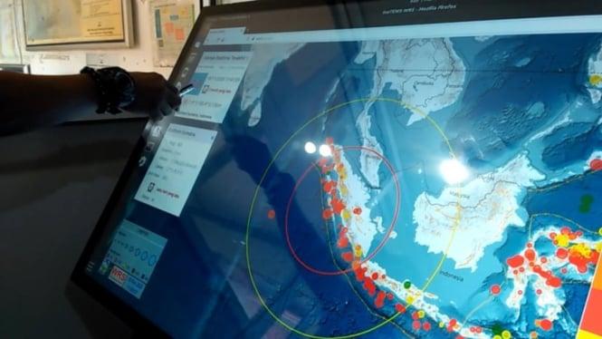 Gempa bumi di Sumatera Barat