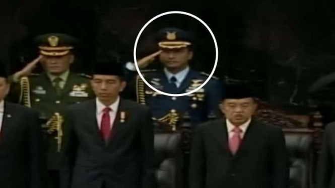 VIVA Militer: Marsda TNI MTH.