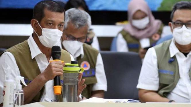 Kepala Badan Nasional Penanggulangan Bencana (BNPB), Doni Monardo.