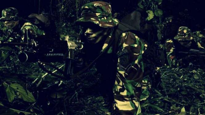 VIVA Militer: Yonif Para Raider 328