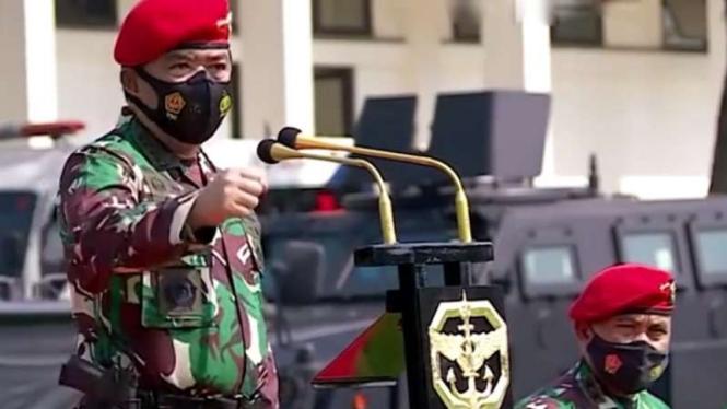 VIVA Militer: Marsekal TNI HT.