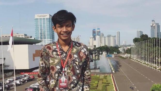Mahasiswa Prodi Ilmu Pemerintahan Universitas Muhammadiyah Malang.
