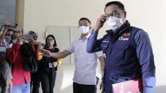 Ridwan Kamil Mengaku Berat jika COVID-19 Melonjak efek Libur Panjang