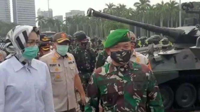 Pangdam Jaya Mayjen TNI Dudung Abdurachman
