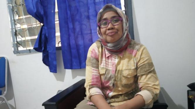Anggota Bawaslu Kabupaten Manokwari Nur Laila Muhammad (antara)