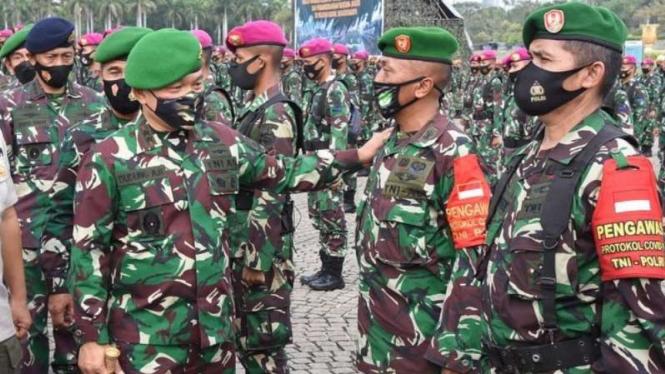 VIVA Militer: Mayjen TNI DA