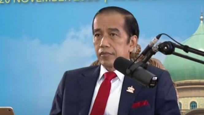 Presiden Jokowi hadiri KTT-APEC
