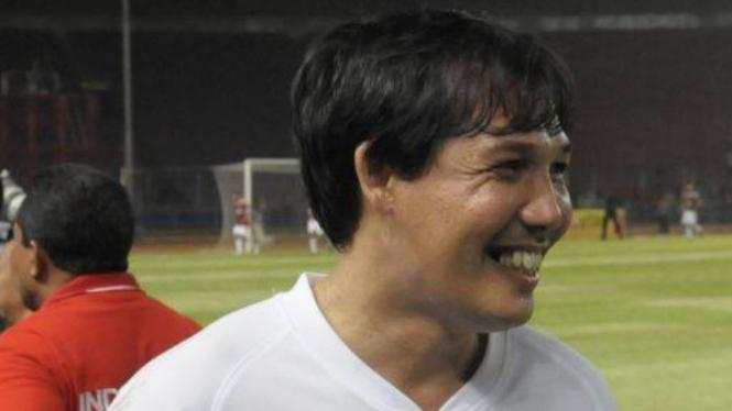 Striker legendaris Timnas Indonesia, Ricky Yacob