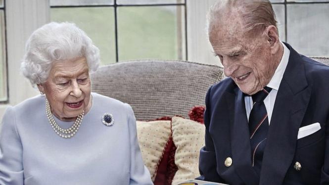 Ratu Elizabeth dan Pangeran Philip
