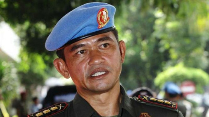 VIVA Militer : Mayjen TNI Maruli Simanjuntak