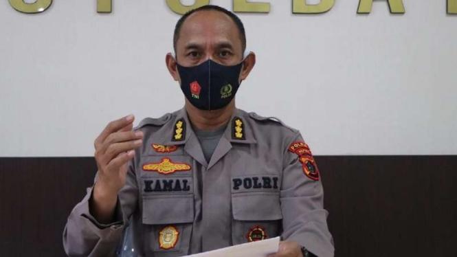 Kabid Humas Polda Papua Kombes Pol. Ahmad Musthofa Kamal