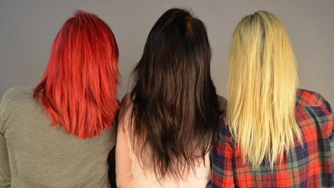 Pilihan Warna Rambut yang Cocok untuk Kulit Sawo Matang
