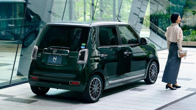 All New Honda N-One