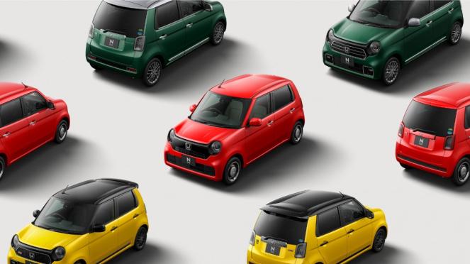 Mobil Baru Honda Sudah Ada di Diler, Bensinnya Seliter 28 Km   24_Berita