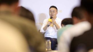 Pendiri Realme Global, Sky Li.
