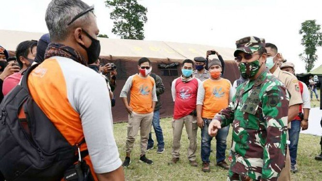 VIVA Militer: Mayjen TNI BAF