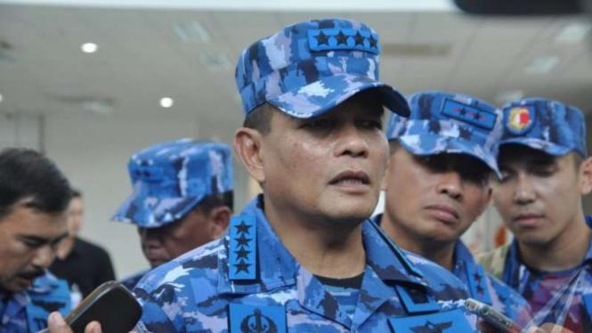 VIVA Militer: Mantan KSAU Marsekal TNI (Purn) Agus Supriatna