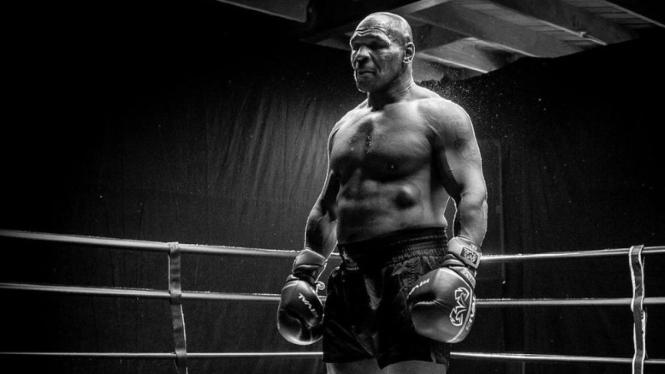 Legenda tinju dunia, Mike Tyson.