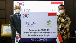 Sumbangan dari Korea untuk Indonesia